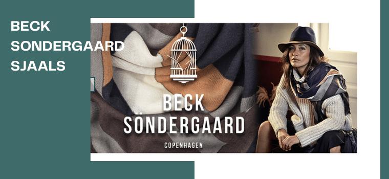 Wat maakt een BeckSöndergaard sjaal nou zo speciaal?