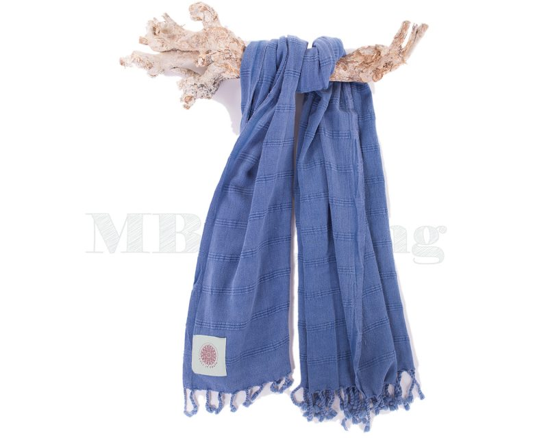 Call it Fouta Stone washed denim