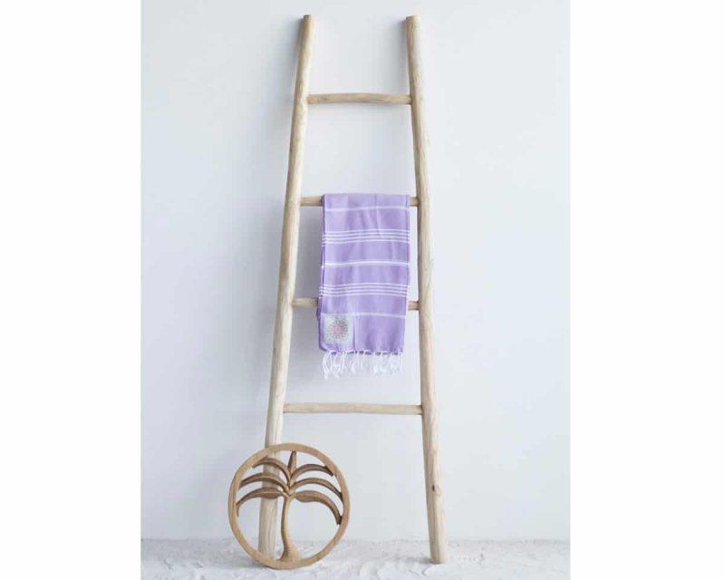 Call it fouta hamamdoek Classic Lavendel