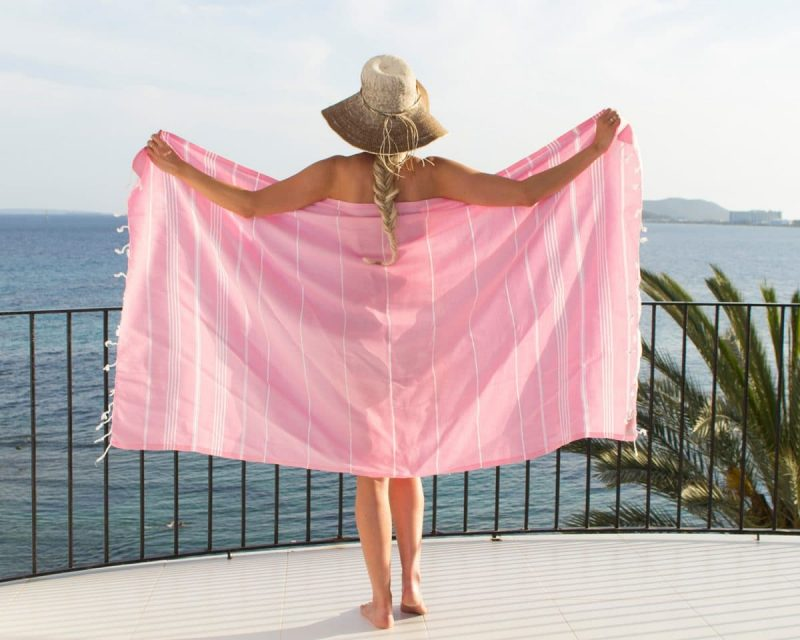 Call it fouta hamamdoek Classic Pink