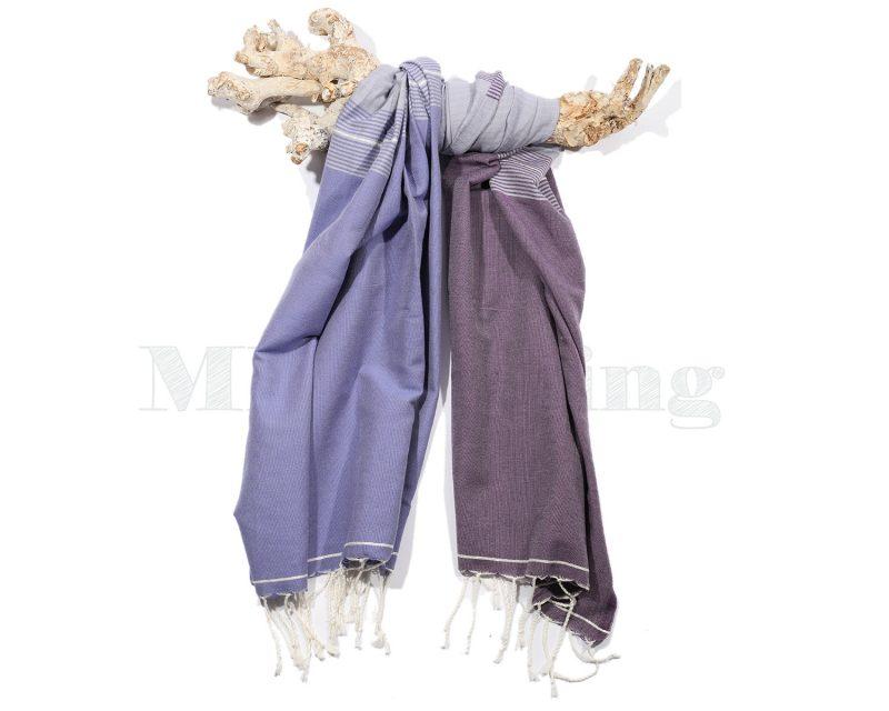 Call it Fouta hamandoek Splash Violet purple