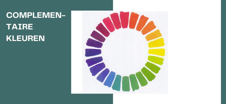 Complementaire kleuren.