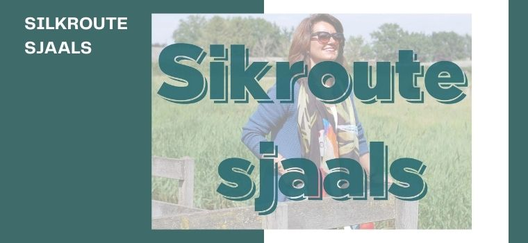 Silkroute sjaals