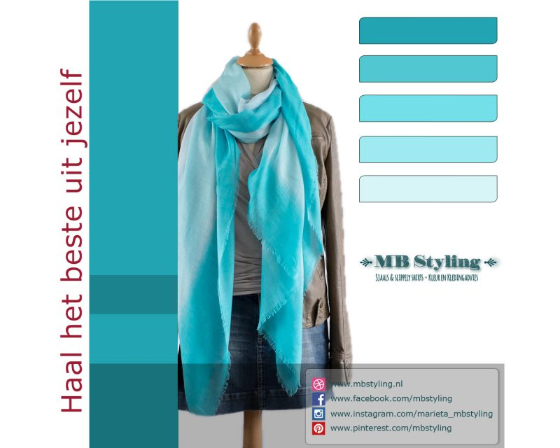 Shawl Moment by Moment, viscose, Jaimy