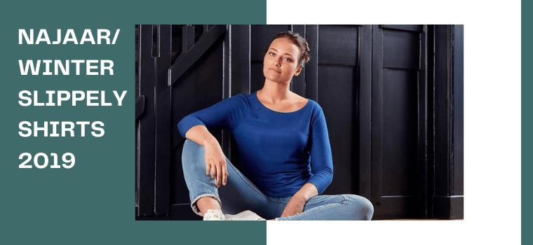 Slippely najaars-/winterkleuren 2019