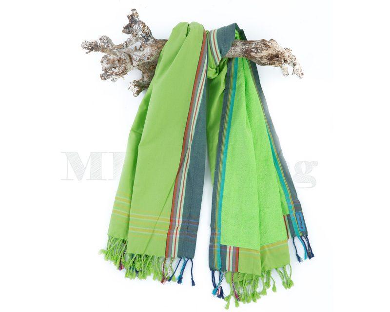 Pure-Kenya-Kikoy-strandlaken-flashy-apple-green