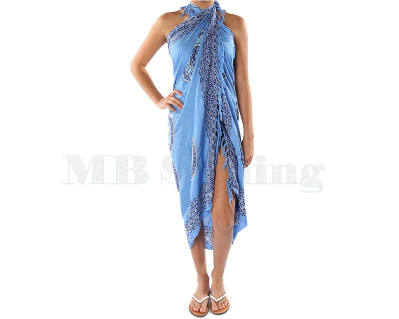 Pure-Kenya-Sarong-Blue-turquoise-blue