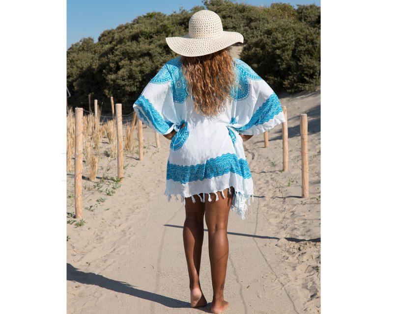 Sarong-dress-White-Light-Blue