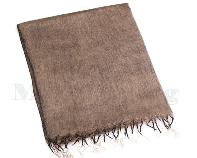 Sjaal-Nepal-Effen-Shawl-Taupe