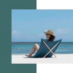 Strandstoeltje
