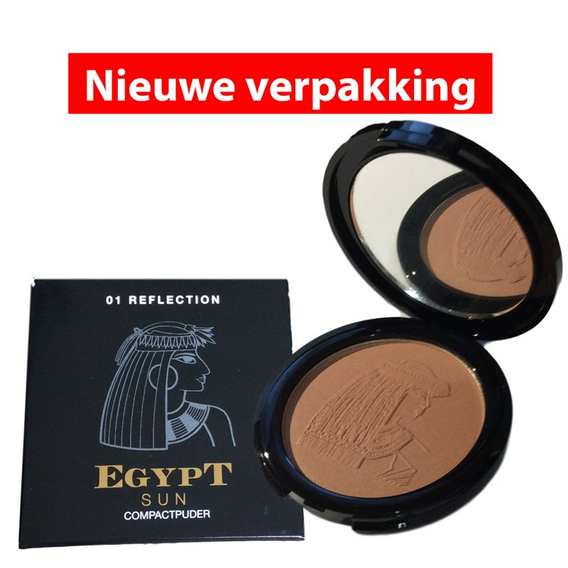 egypt-sun-reflection compact poeder