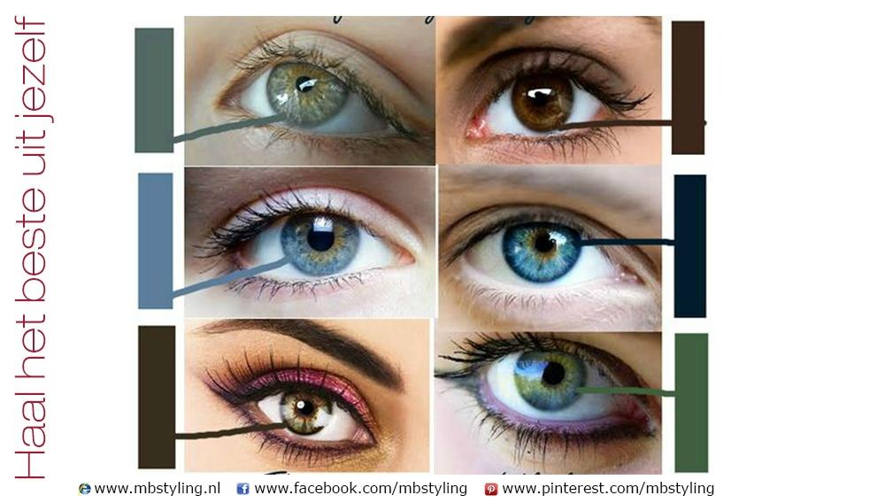 oogkleuren
