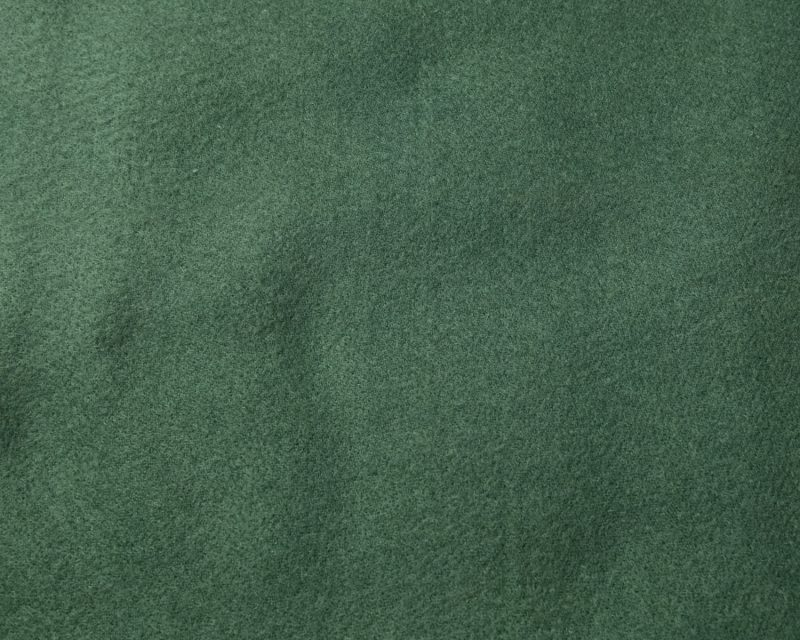 Shawl-katoen-viscose-wol-effen-dennengroen