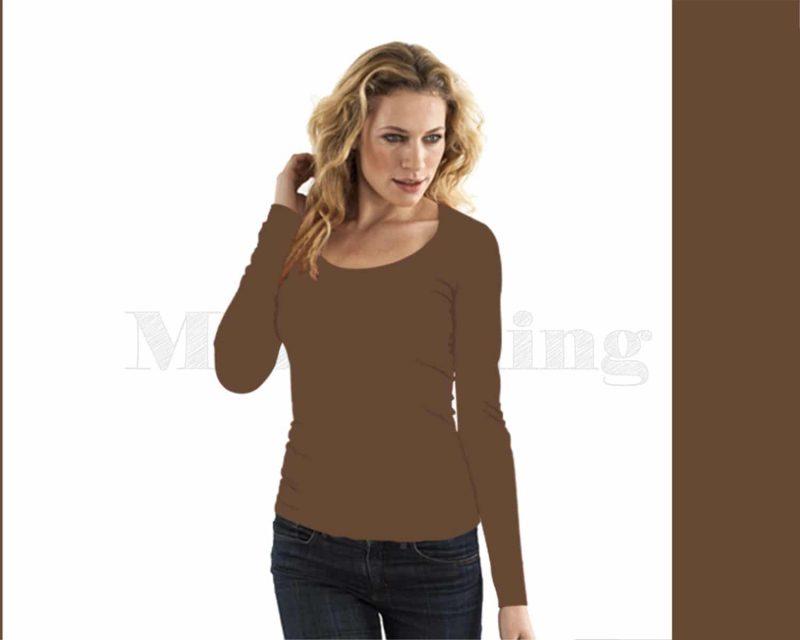 slippely-shirt-17730-Coffee